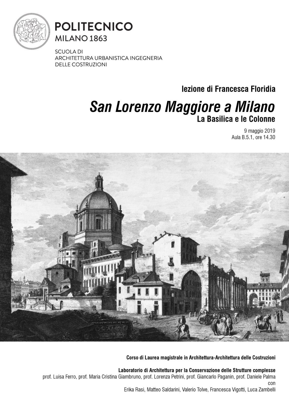 Lecture on San Lorenzo